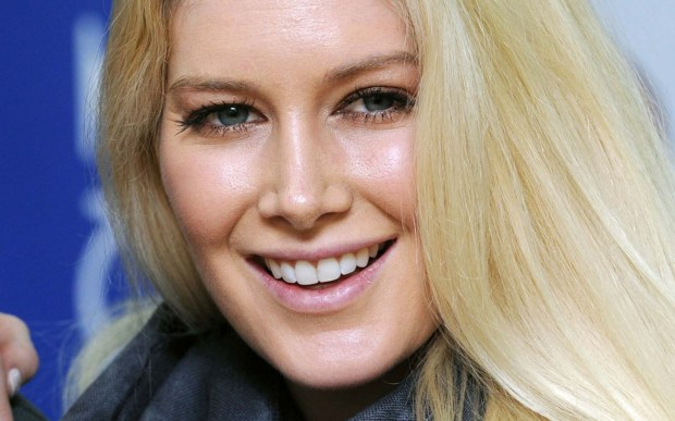 TV personality Heidi Montag is 30. (Getty Images: Eamonn McCormack)