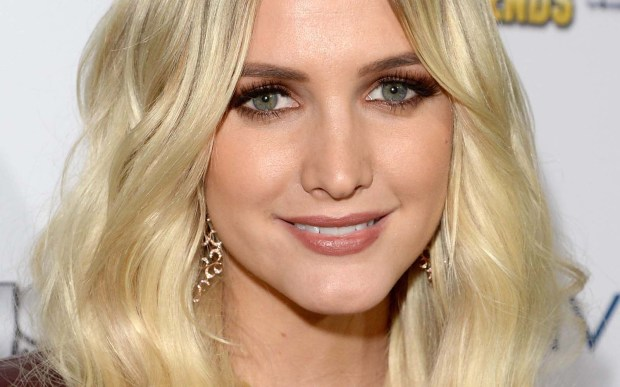 Singer Ashlee Simpson is 32. (Getty Images: Jason Merritt)