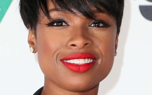 """Singer-actress Jennifer Hudson — who lost """"American Idol"""" but won a huge career — is 35. (Getty Images: Frederick M. Brown)"""