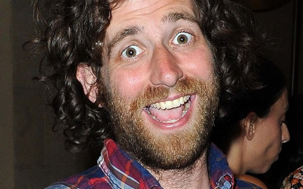 """Actor and comedian Kyle Mooney of """"Saturday Night Live"""" and Comedy Central's """"Drunk History"""" is 32. (Getty Images: Joshua Blanchard)"""