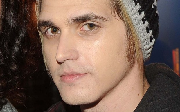Bassist Mikey Way of the New Jersey band My Chemical Romance is 36. (Getty Images: Jason Merritt)