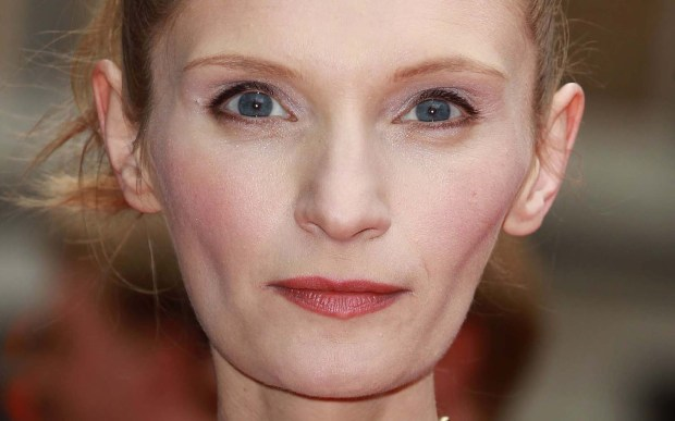 """Actress Agata Buzek of """"Redemption"""" is 40. Someone please give her a sandwich. (Getty Images: Florian Seefried)"""