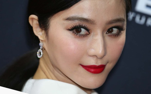 "Actress Fan Bingbing of ""X-Men: Days of Future Past"" is 35. (Getty Images: Scott Barbour)"