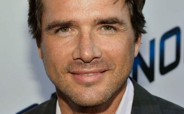 "Actor Matthew Settle of ""Gossip Girl"" is 47. (Getty Images: Frazer Harrison)"
