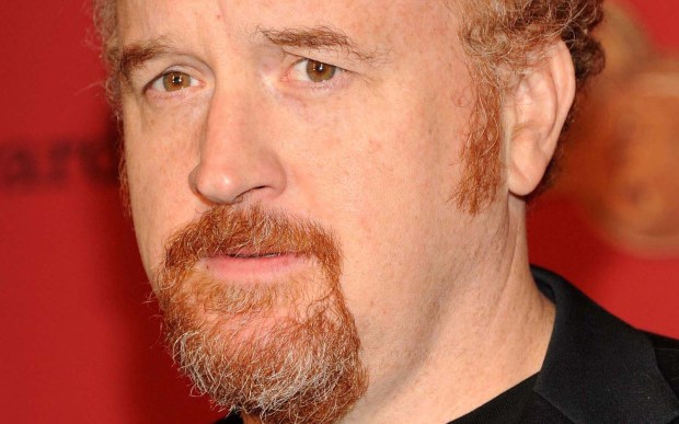 """Comedian Louis C.K. — a stand-up guy and star and creator of the FX comedy series """"Louie"""" — is 49. (Getty Images: Ben Gabbe)"""
