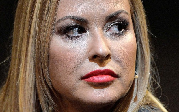 Soul singer Anastacia is 48. She has sold 20 million records worldwide, but has had only minor success in her native United States. (Getty Images: Sascha Steinbach)