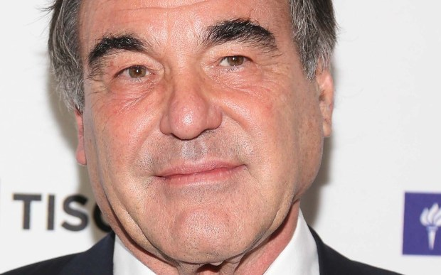 """Movie director Oliver Stone — """"Midnight Express,"""" """"Platoon,"""" """"Born on the Fourth of July"""" — is 70. (Getty Images: Imeh Akpanudosen)"""