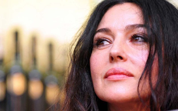 "Actress Monica Bellucci (""The Passion of the Christ,"" ""The Matrix Reloaded"") is 52. (Getty Images: Elvis Barukcic)"