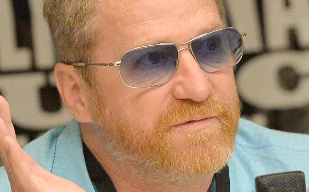 Singer-guitarist David Lowery of Cracker is 56. (Getty Images: Rick Diamond)