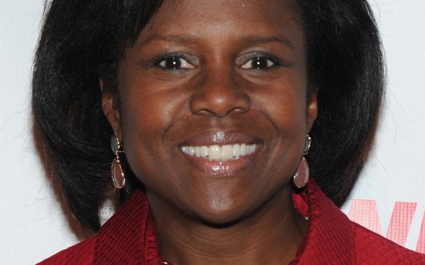 ABC-TV reporter Deborah Roberts is 56. She's also wife of celeb weather guy Al Roker. (Getty Images: Jamie McCarthy)