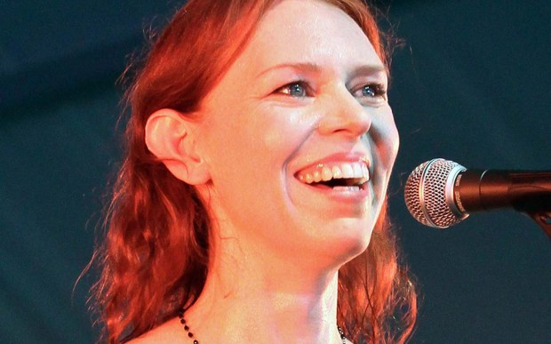 Grammy-nominated Americana singer-songwriter Gillian Welch is 49. (Associated Press: William Philpott)