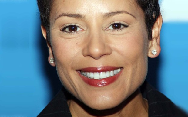 """Director and actress Roxann Dawson — """"Star Trek: Voyager"""" — is 58. (Getty Images: Frederick M. Brown)"""