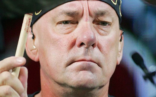 Drummer Neil Peart of Rush is 64. (Getty Images: Ethan Miller)