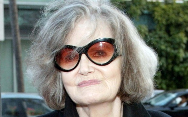"""R.I.P., actress Eileen Brennan (shown in 2002), born this day in 1932. The """"Private Benjamin"""" star died in July 2013. (Getty Images: Frederick M. Brown)"""