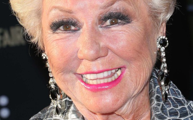 Actress Mitzi Gaynor is 85. (Getty Images: Frederick M. Brown)