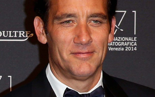"Actor Clive Owen — ""Children of Men,"" ""Hemingway & Gellhorn,"" ""Shadow Dancer"" and ""Gosford Park"" — is 52. (Getty Images: Vittorio Zunino Celotto)"
