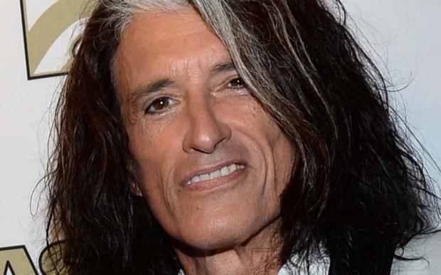 Guitarist Joe Perry of Aerosmith is 66. (Getty Images: Michael Buckner)