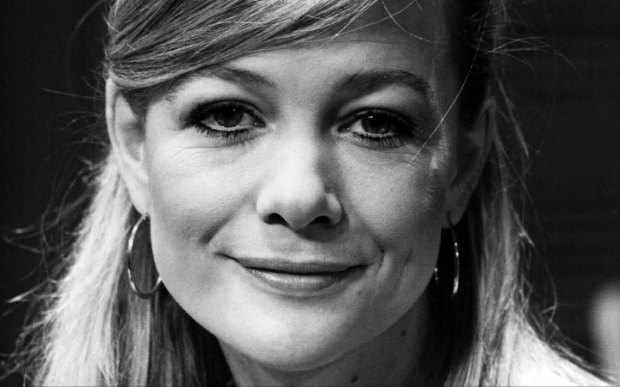 """Actress Judy Geeson of """"Mad About You"""" is 68. Though not in this 1982 photo. (Getty Images: Ian Tyas)"""