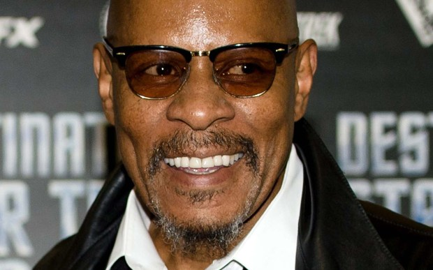 "Actor Avery Brooks, who played the character Capt. Benjamin Sisko on the television series ""Star Trek: Deep Space Nine,"" is 68. (Getty Images: Leon Neal)"