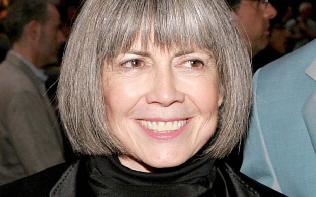 "Author Anne Rice, best known for ""The Vampire Chronicles,"" is 75. (Getty Images: Paul Hawthorne)"