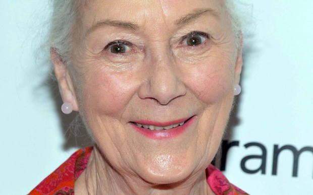 Actress Rosemary Harris is 89. (Getty Images: Mike Coppola)