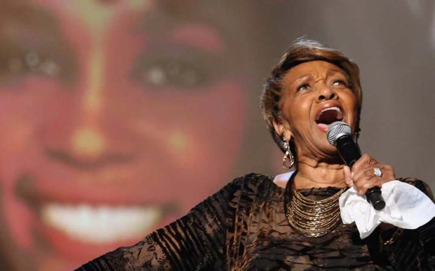 Singer Cissy Houston is 83. (Getty Images: Christopher Polk)
