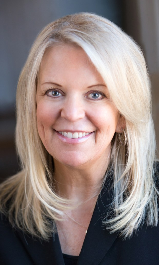 Undated courtesy photo, circa Sept. 2016, of Karin Housley of St. Marys Point, who is a candidate for State Senate District 39 in the November 2016 election. (Courtesy photo)