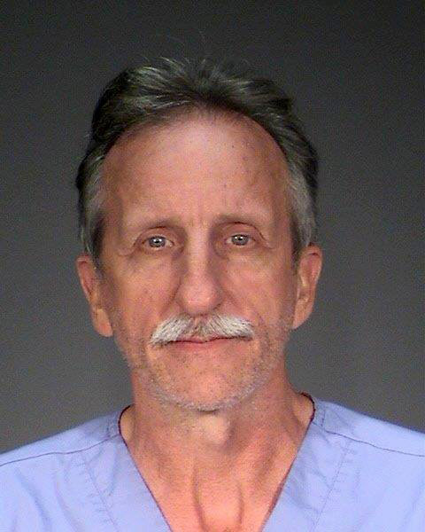 Brian Lee Kersten of Pleasant Valley, Wis., was charged in Washington County court in September 2016 for engaging in sex trafficking. Kersten, 60, a veterinarian, was arrested on Friday, Sept. 9, 2016. (Courtesy of Washington County sheriff)