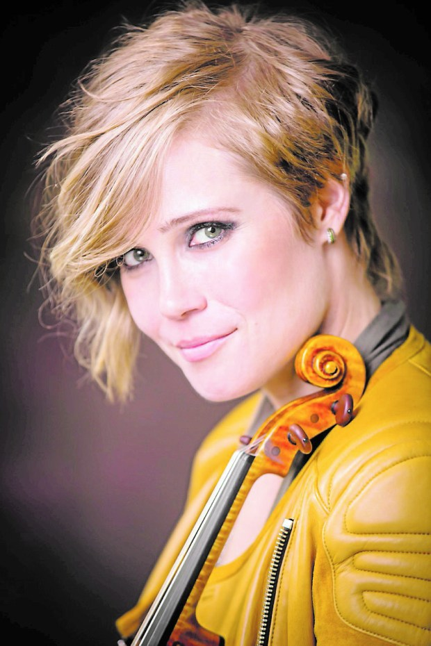 Leila Josefowicz (Chris Lee)