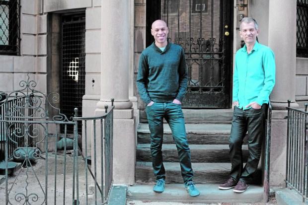 Joshua Redman, left, and Brad Mehldau