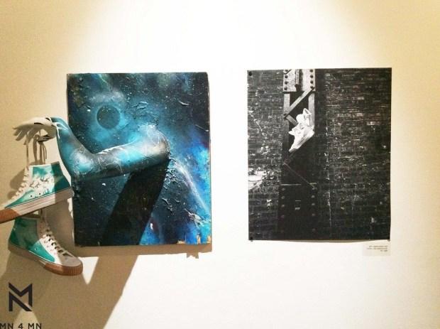 MN4MN Blank Canvas Exhibition (Courtesy photo)