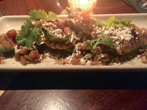 Peanut Butter Stuffed Jalapenos at Butcher and the Boar (Pioneer Press: Nancy Ngo)