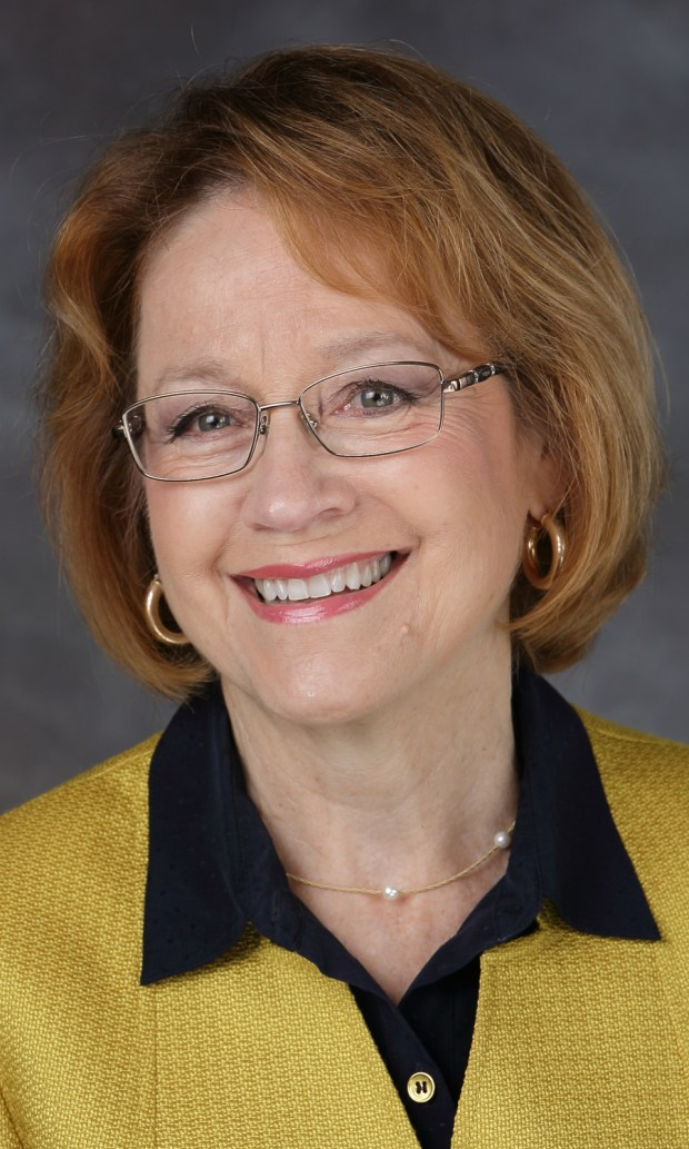 Undated courtesy photo, circa Sept. 2016, of Linda Runbeck of Circle Pines, who is a candidate for Minnesota House of Representatives District 38A in the November 2016 election. (Courtesy photo)