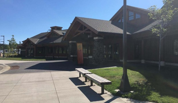 Tettegouche State Park Visitor Center (Pioneer Press: Amy Carlson Gustafson)