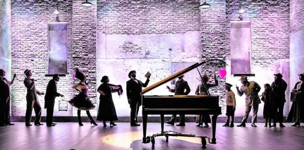"Theater Latte Da's production of ""Ragtime."" (Dan Norman)"