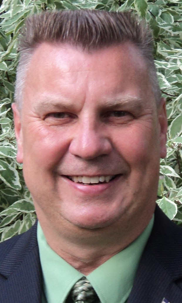 Undated courtesy photo, circa Sept. 2016, of Jeff Weisensel of Rosemount, who is a candidate for Rosemount City Council in the November 2016 election. (Courtesy photo)