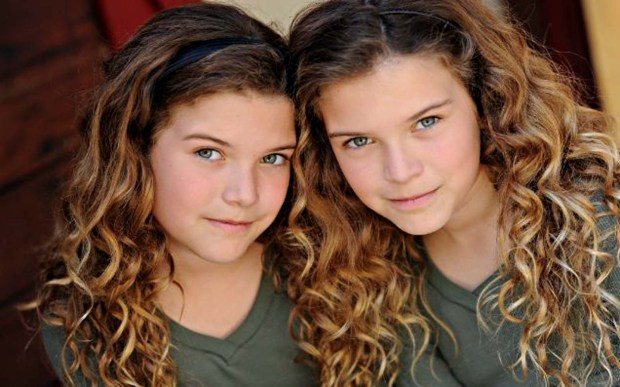 "Actress Amanda, left, and Rachel Pace of ""Weeds"" and ""The Bold and the Beautiful"" are 16. Amanda also voiced Sally in the 2011 animated Charles Schulz-originated ""Happiness Is a Warm Blanket, Charlie Brown."" (Courtesy of pinstopin.com)"