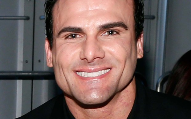 "Actor Jeremy Jackson of ""Baywatch"" and ""Celebrity Rehab with Dr. Drew"" is 36. (Getty Images: Brian Ach)"