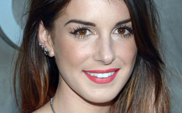 "Actress Shenae Grimes of ""90210"" is 27. (Getty Images: Jason Kempin)"