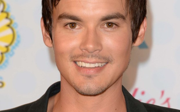 "Actor Tyler Blackburn of ""Pretty Little Liars"" is 30. (Getty Images: Jason Merritt)"