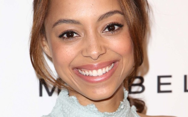 "Actress Amber Stevens of ""22 Jump Street"" and TV's ""Greek"" is 30. (Associated Press: Brian Dowling)"