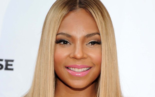 "Celebrate hip-hop and R&B singer Ashanti's 36th by hearing her 2002 debut hit ""Foolish."" (Getty Images: Ilya S. Savenok)"