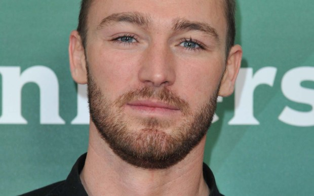 "Actor Jake McLaughlin of ""Safe House"" and ABC's ""Quantico"" is 34. (Associated Press: Richard Shotwell)"