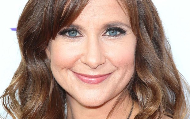 "Actress Kellie Martin — ""Christy,"" ""Life Goes On"" — is 41. (Getty Images: Mark Davis)"