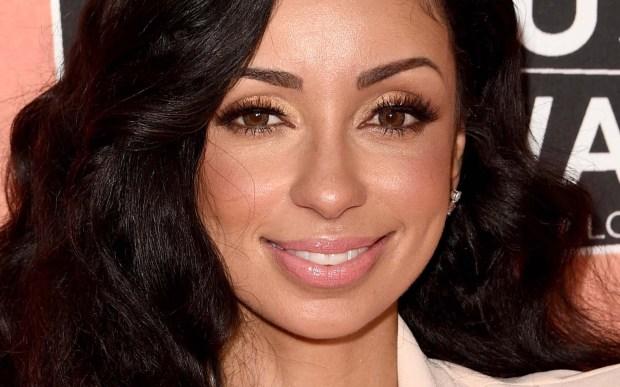 Singer Mya is 38. (Getty Images: Jason Merritt)