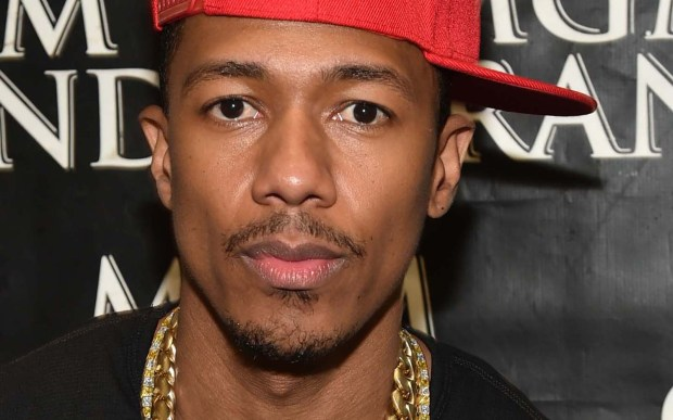 Actor Nick Cannon is 36. (Getty Images: Theo Wargo)
