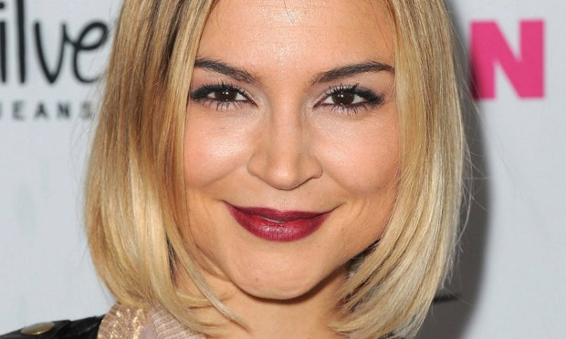 "Actress Samaire Armstrong -- ""The Mentalist,"" ""The O.C."" -- is 36. (Jordan Strauss/Invision/AP Images)"