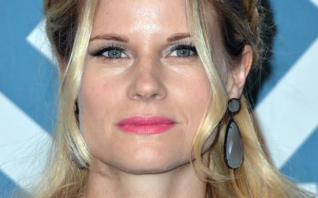 """Actress Joelle Carter of """"Justified"""" is 45. (Getty Images: Alberto E. Rodriguez)"""