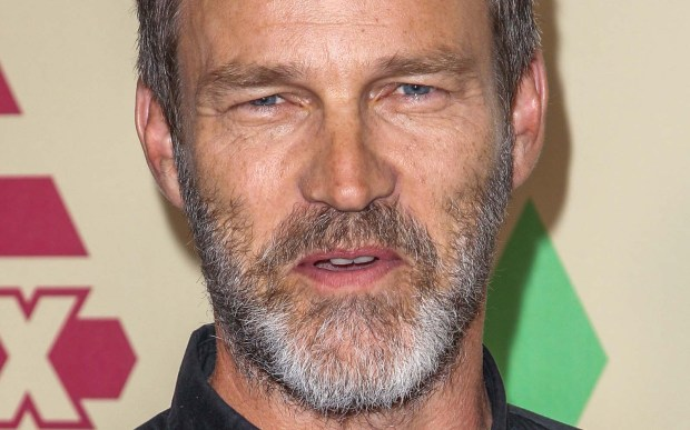 "English actor Stephen Moyer of ""True Blood"" (and Mr. Anna Paquin) is 47. (Associated Press: Paul A. Hebert)"
