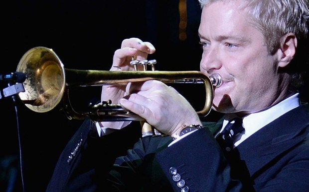 Jazz musician Chris Botti is 54. (Getty Images: Jamie McCarthy)